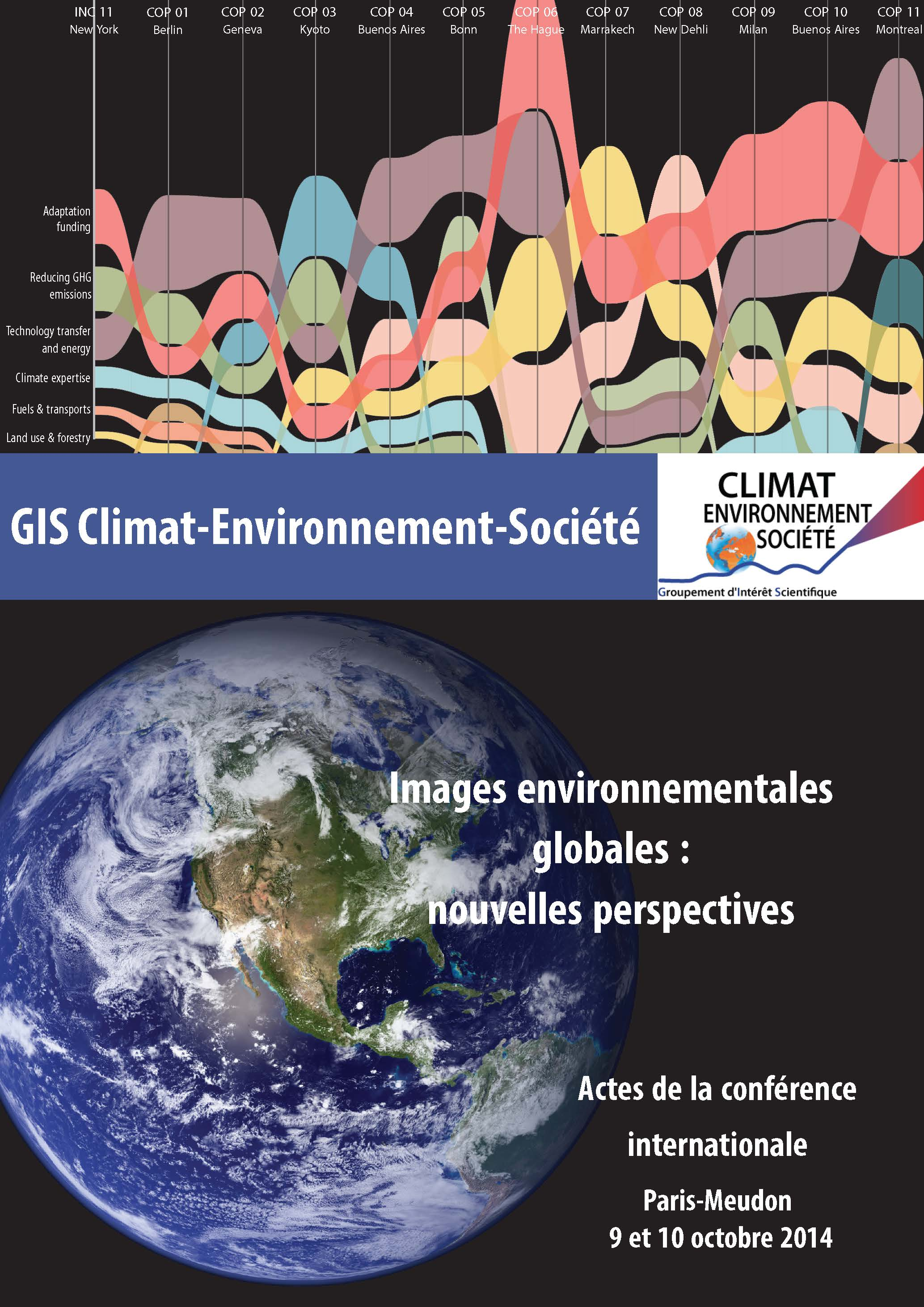 Images environnementales globales : nouvelles perspectives