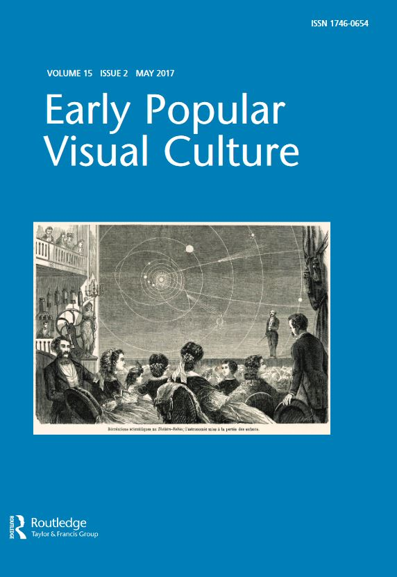 Early popular visual culture - Spectacular astronomy